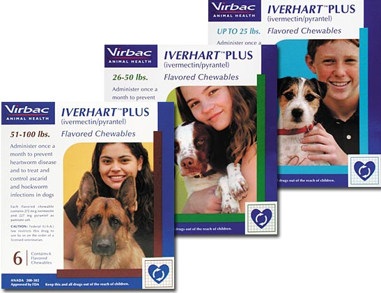 Iverhart Plus